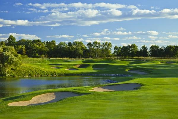 8 trou Conway Farms Golf Club,