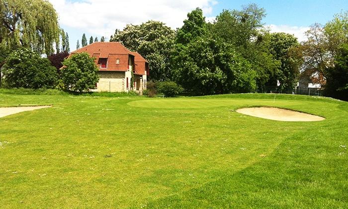 Le golf Saint-Ouen-l'Aumône