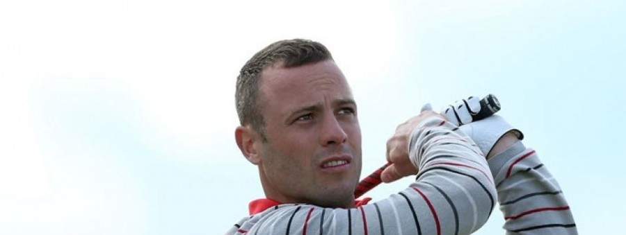 oscar pistorious golf