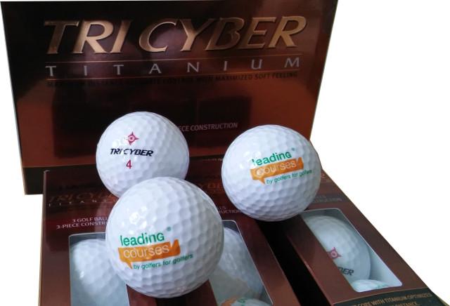 concours golf pour gagner des balles