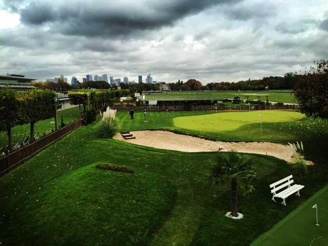 golf bois de boulogne