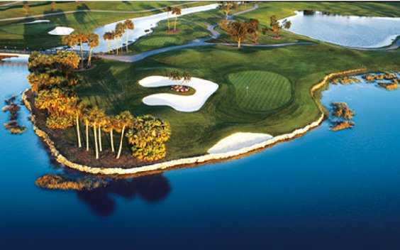 PGA National Champion Course, Palm Beach Gardens, Florida