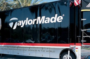 TaylorMade camion tour pro