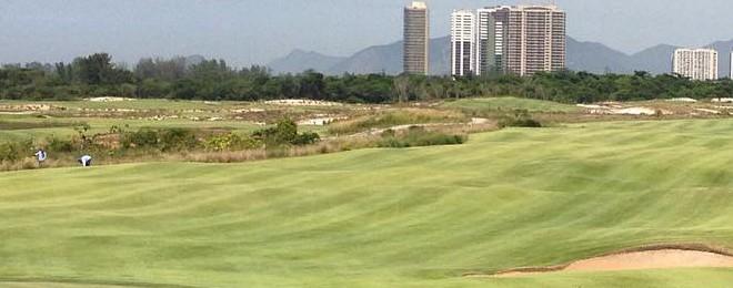 Aperçu du parcours de golf olympique de Rio