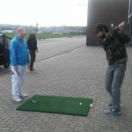 urban golf trou 2
