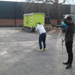 trou 4 urban golf