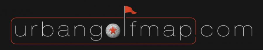 logo urban golf map