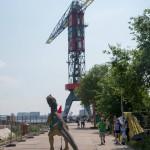 le dinosaure un trou greensome