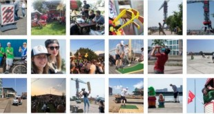 meilleures photos de l'european Urban golf cup
