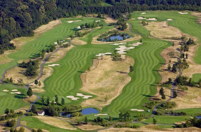 Gut Lärchenhof parcours golf