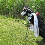 Le sac de golf de Cyril