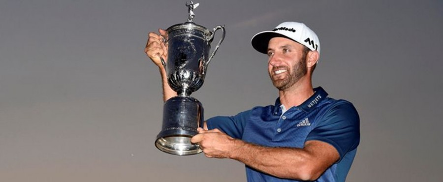 Pourquoi Dustin Johnson a gagné plus que l'US Open
