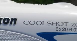 test telemetre golf nikon