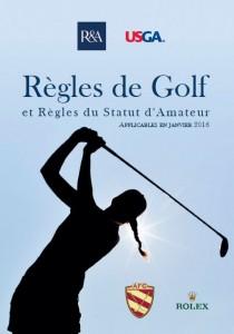 livres des règles de golf