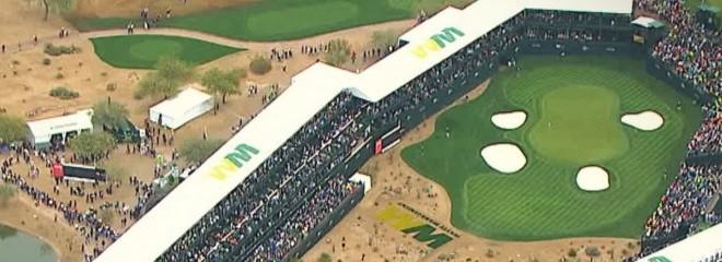 Waste management fantasy golf