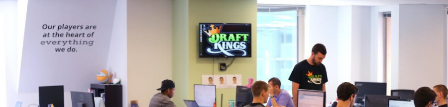 Draft Kings met le pied en europe