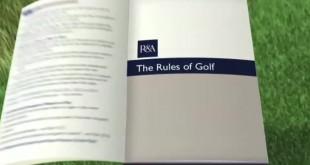 nouvelle règles de golf