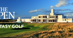 fantasy golf The open 146 royal birkdale