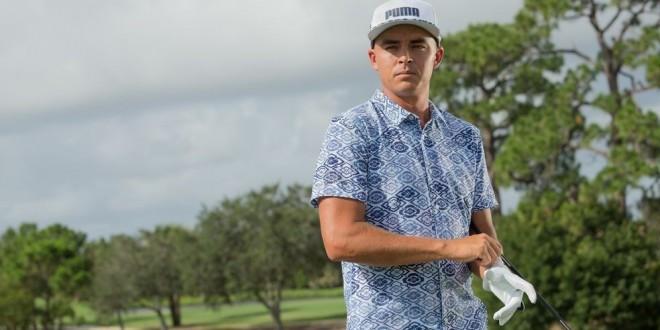 Rickie fowler et sa chemise hawaienne