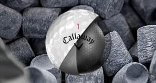 le graphène de la nouvelle callaway chrome soft
