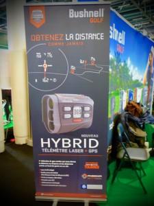 la version hybride GPS Télémètre Bushnell