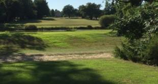 départ golf