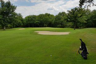 golf de sologne trou 1