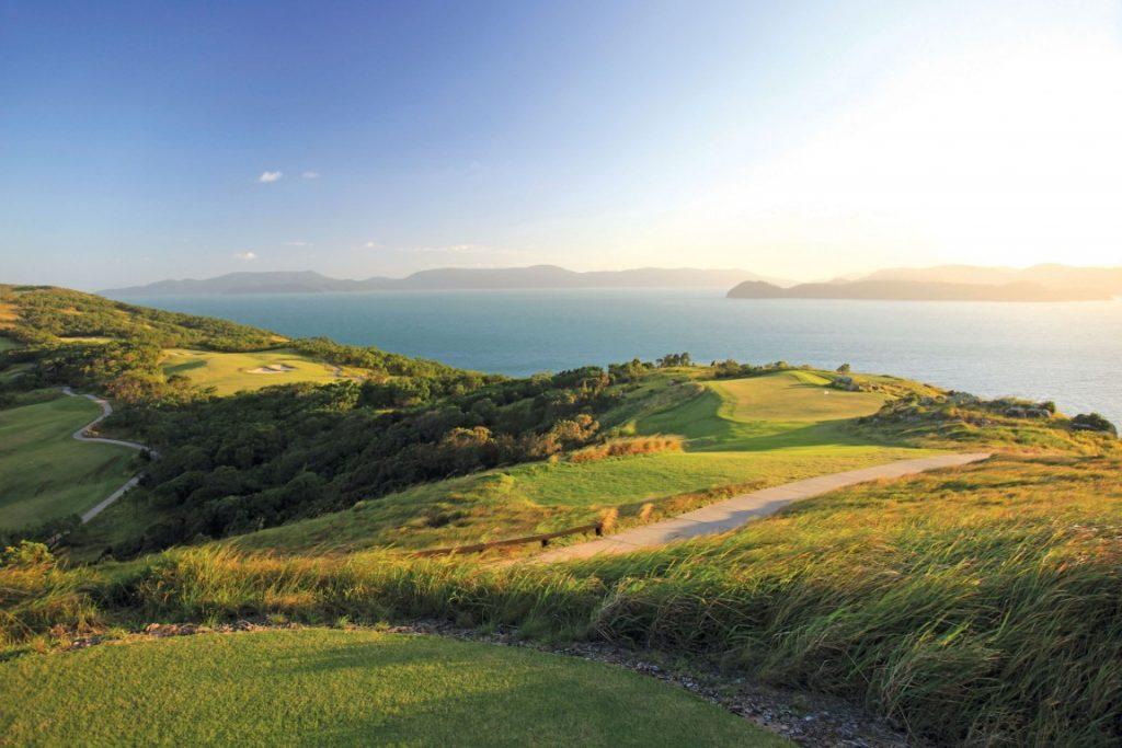 Course of the Hamilton Island Golf Club