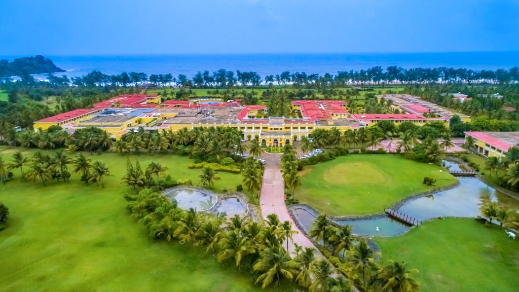 A beautiful overview of the GOA course