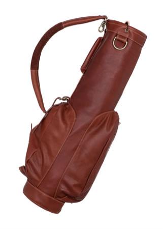Leather brand bag Tom Morris