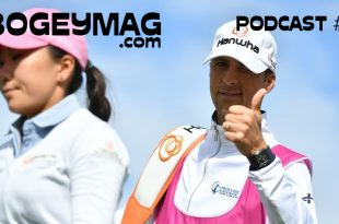 Podcast golf axel bettan caddie