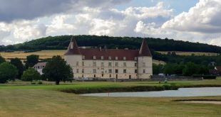 Chateau de chailly Burgundy