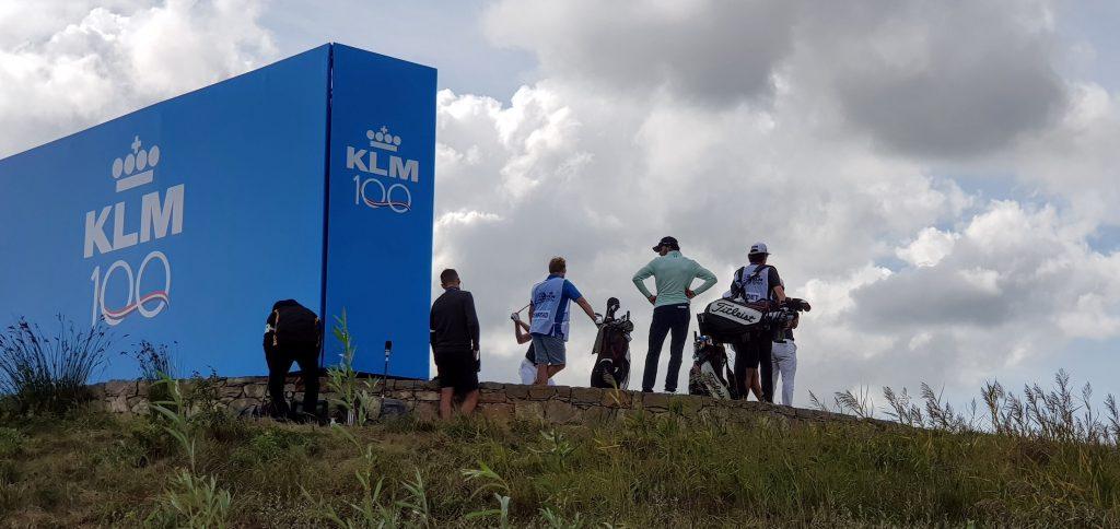 Clément Sordet au KLM Open 2019