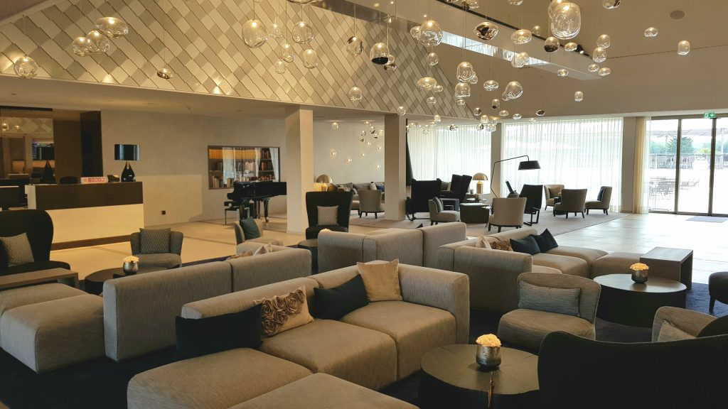 accueil hotel resort spa golf Oschberghof
