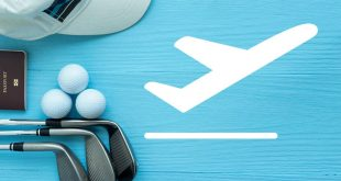 8 steps to travel with ease when you are taking the plane with your golf bag