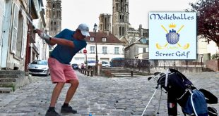 open streetgolf laon cathédrale