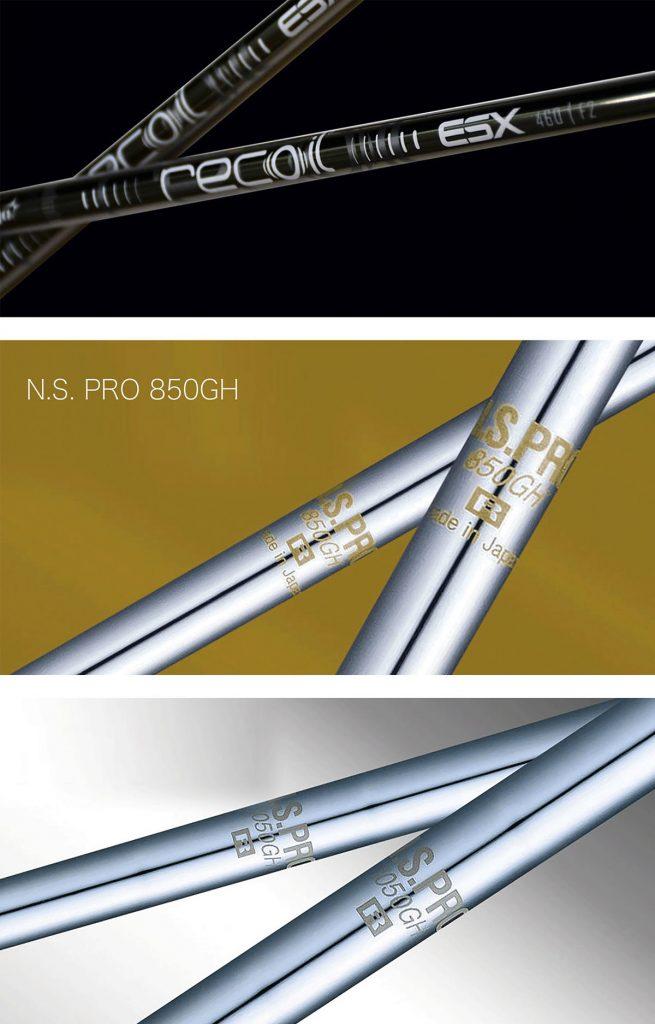 shaft nippon et recoil pour la inesis 900
