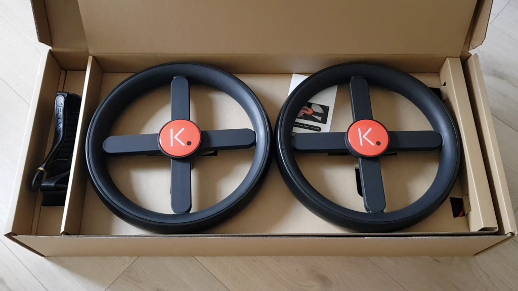 roues larges kaddey golf